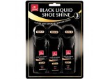 Liquid Shoe Shine - 3 Pack Black