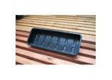Narrow Seed Tray - Black XL Seed Tray