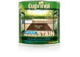 Anti Slip Decking Stain 2.5L - Hampshire Oak