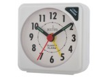 Ingot Mini Alarm Clock - White