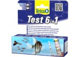 Aquarium Test Strip 6-in-1 - 25 Test