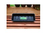 Narrow Seed Tray - Black