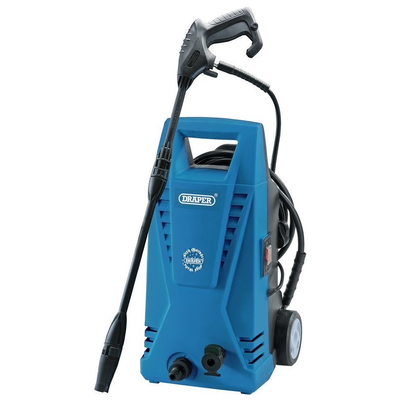 Pressure Washer with Total Stop Feature (1500W)
