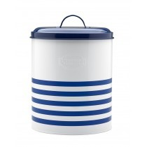 Vintage Large Storage Canister  - Blue – Now Only £10.00