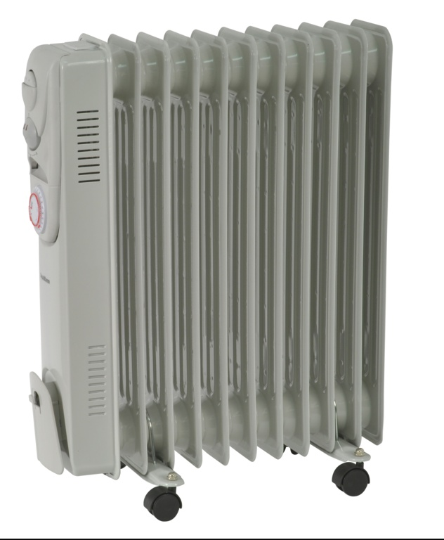Oil Filled Radiator 2500w – Now Only £59.00