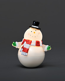 Santa with Warm white LEDs Sensor and Timer 2 minutes - Snowman – Now Only £5.00