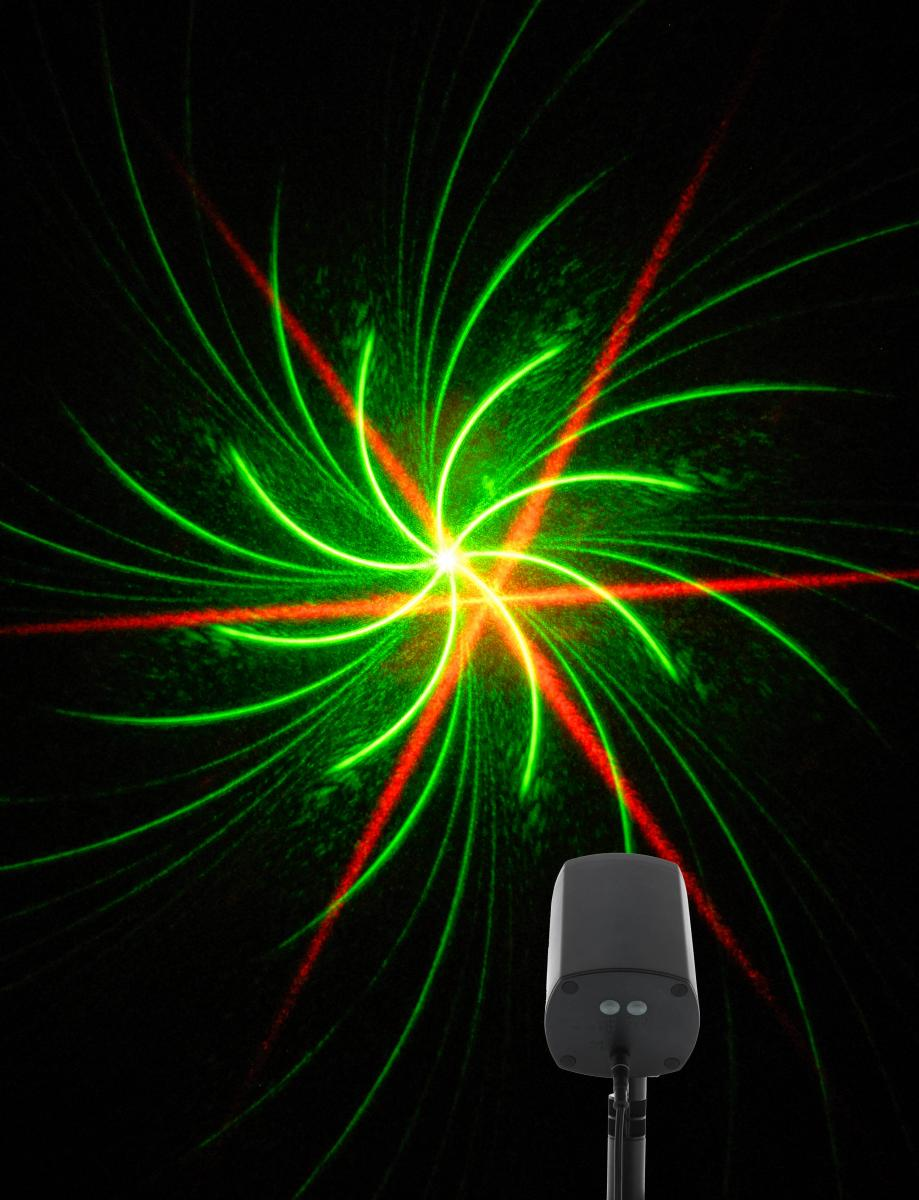 Laser Projector Red & Green  – Now Only £45.00