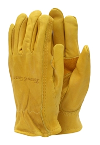 Mens Extra Soft Leather Gloves - Medium – Now Only £12.00