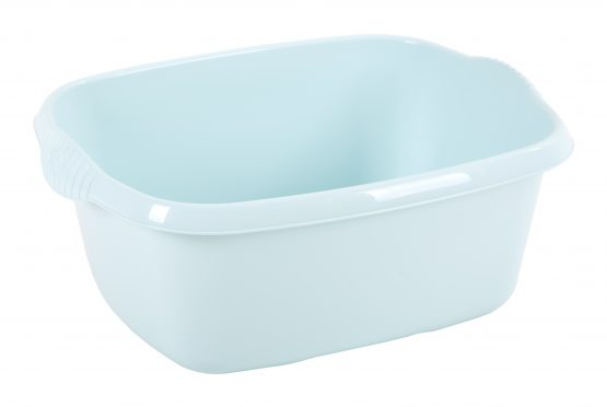 Casa 38cm Rectangular Bowl  - Duck Egg Blue – Now Only £2.00