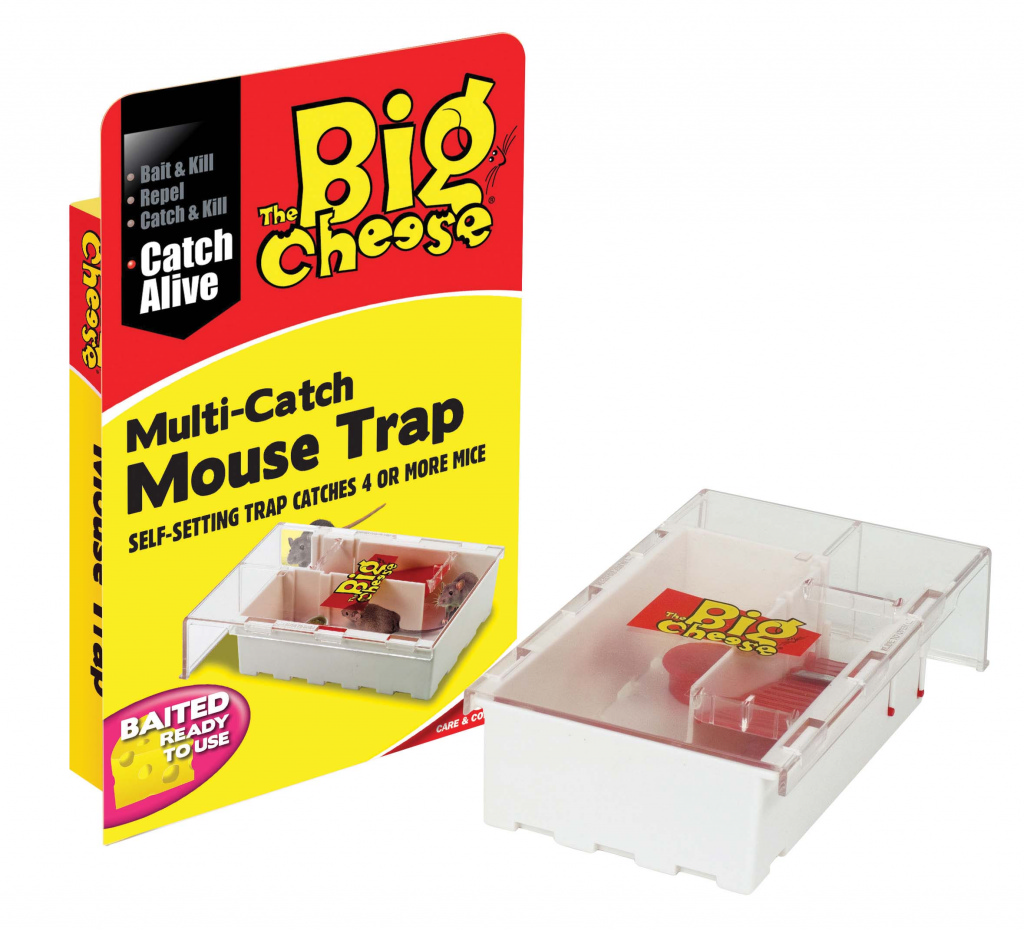 Live Multi Catch Mouse Trap – Now Only £5.00