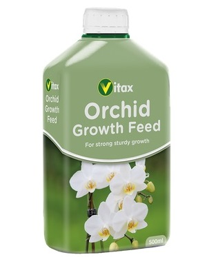Orchid Growth Feed 500ml – Now Only £4.00
