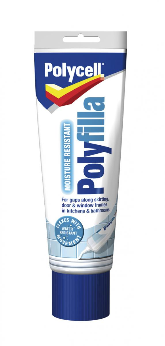 Moisture Resistant Polyfilla 330g – Now Only £4.00