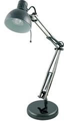 Studio Poise Hobby Desk Lamp - Brushed – Now Only £29.00