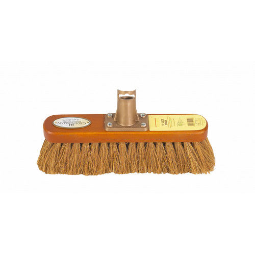 "12"" Groundsman Coco Broom Head – Now Only £4.00"