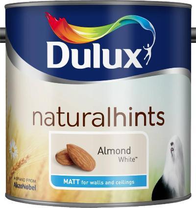 2.5 Litre Matt Emulsion - Almond White – Now Only £14.00