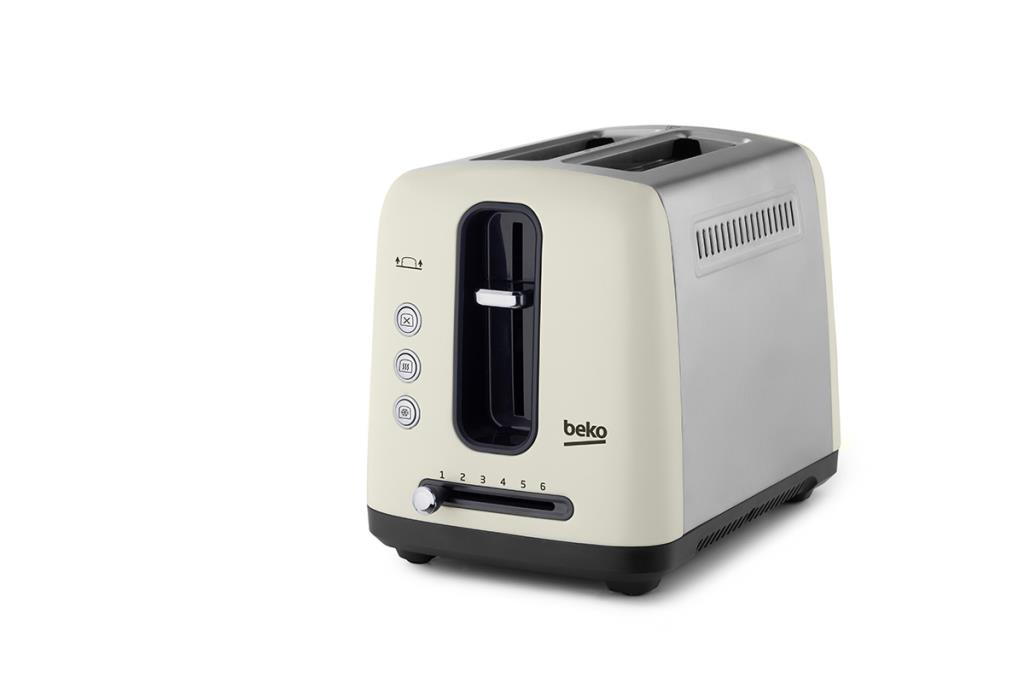 Traditional 2 Slot Toaster - Cream – Now Only £22.00