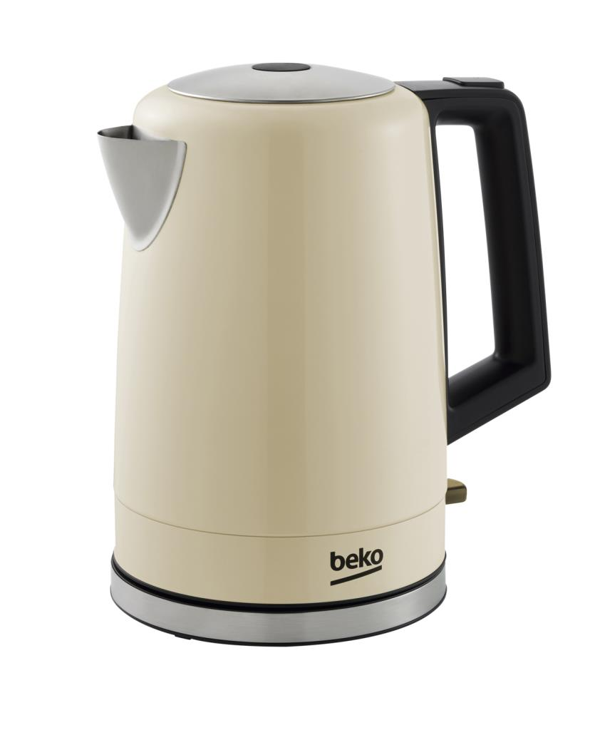 Traditional Victory Kettle 1.7L - Cream – Now Only £22.00
