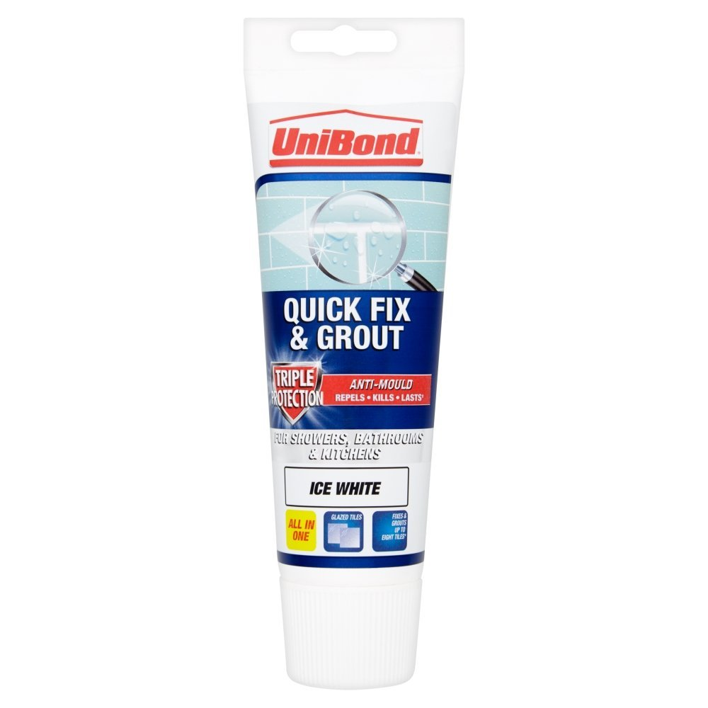Quick Grout Triple Protect Tube -  – Now Only £5.00