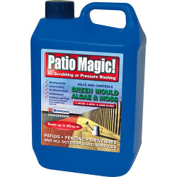 Patio Magic Patio Cleaner 2.5L – Now Only £10.00