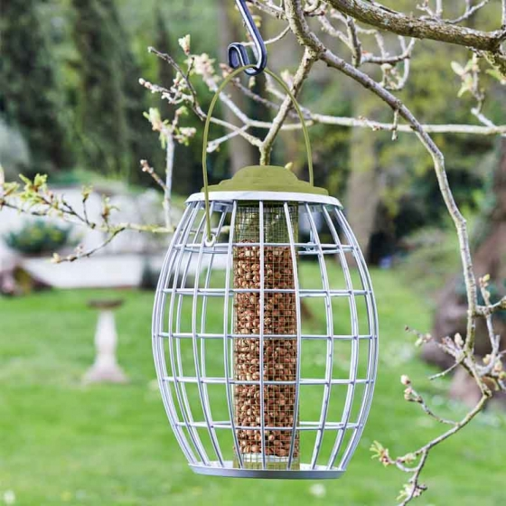 Ultra Squirrel Proof Peanut Feeder – Now Only £15.00