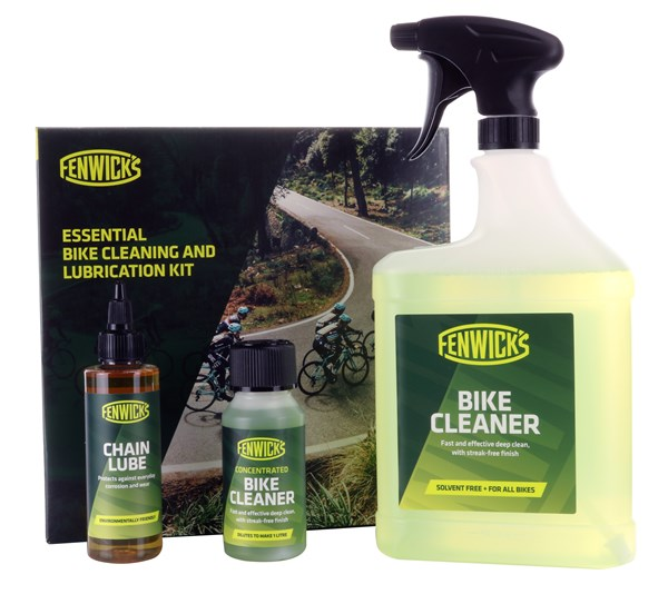 Essential Bike Cleaning and Lube Kit – Now Only £12.00