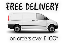 Free Delivery when you spend £100
