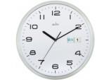 Supervisor Wall Clock - Chrome