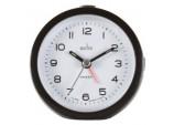 Neve Non Ticking Sweep Clock - Black