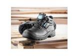Morton Black Safety Chukka Boot - Size 10