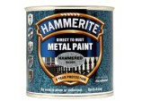 Metal Paint Hammered 250ml - Silver