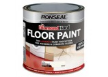 Diamond Hard Floor Paint 750ml - Cream