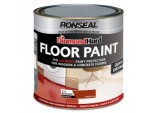 Diamond Hard Floor Paint 750ml - Terracotta