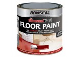 Diamond Hard Floor Paint 750ml - Red