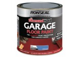 Diamond Hard Garage Floor Paint 5L - Blue
