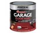 Diamond Hard Garage Floor Paint 2.5L - Red