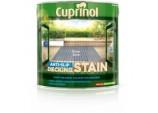 Anti Slip Decking Stain 2.5L - Silver Birch