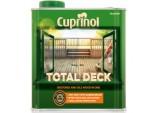 Total Deck Restorer & Oil 2.5L - Clear