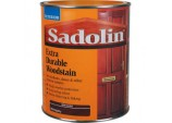 Extra Durable Woodstain - Redwood - 1L