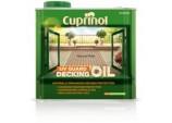 UV Guard Decking Oil 2.5L - Natural Pine