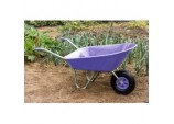 Boxed Wheelbarrow 85L - Lilac