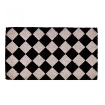 Chequerboard Doormat - 40x70
