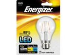 Filament LED GLS 470lm B22 Warm White BC - 4.3w
