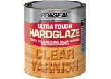 Ultra Tough Varnish Hard Glaze - 750ml