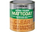 Ultra Tough Varnish Matt Coat - 750ml