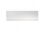 Reinforced Front Bath Panel White - 1700mm