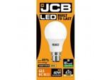 LED A60 470lm Opal 6w - B22 2700k
