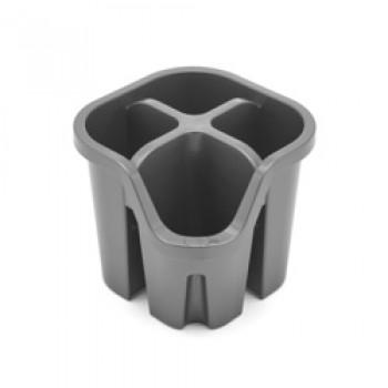 Cutlery Drainer - Metallic