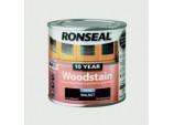 10 Year Woodstain Satin 250ml - Walnut