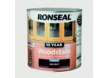 10 Year Woodstain Satin 750ml - Walnut
