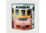 10 Year Woodstain Satin 2.5L - Antique Pine